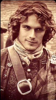 James Fraser Outlander, Sam Heughan Outlander, Outlander Quotes, Outlander Tv Series, Gabaldon Outlander, Jaime Fraser, Classy Men, Jamie And Claire, Haircuts For Men