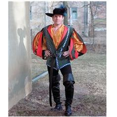 Italian Doublet Renaissance Collection Adult Costume