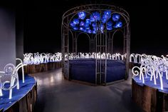 BLU | Paola Navone for Barovier&Toso. |
