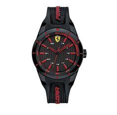 Zegarek Ferrari F1 RED REV 38M   FERRARI WATCH   Fbutik   Scuderia Ferrari Collection