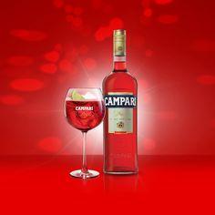 campari tonic cocktail