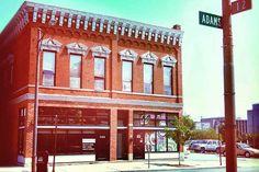 Toledo City Paper Offices, Toledo Ohio