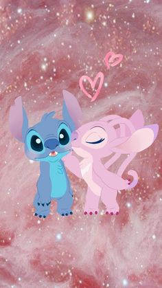 Stich and angel wallpaper – Cool backgrounds Angel Wallpaper, Disney Phone Wallpaper, Cartoon Wallpaper Iphone, Cute Cartoon Wallpapers, Lilo Ve Stitch, Lilo And Stitch Quotes, Lelo And Stitch, Cute Patterns Wallpaper, Cute Wallpaper Backgrounds