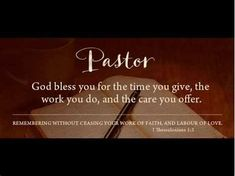 Image Result For Happy Birthday To Your Pastor