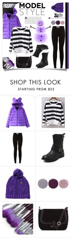 """Shein (3)"" by aida-banjic ❤ liked on Polyvore featuring Volcom, Smith & Cult and shein"