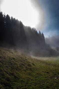 Skyfire by Beniamin Sabo on Mountains, Nature, Travel, Naturaleza, Viajes, Destinations, Traveling, Trips, Nature Illustration
