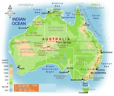 7 Best map of australia images | Maps, Australia map, Map of australia