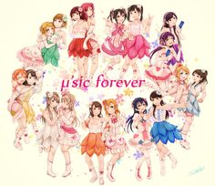 μ'sic Forever♪♪♪♪♪♪♪♪♪ [1]