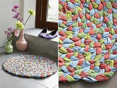 Ja Reuse Recycle, Recycling, Repurposed, Sweet Home, Kids Rugs, Diy Crafts, Creative, Projects, Design