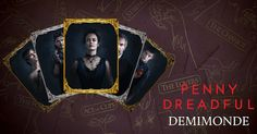Demimonde is a spell-binding puzzle and collectible card game based on the hit Showtime TV series, Penny Dreadful.