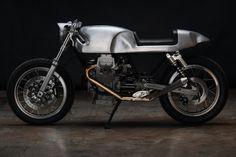 Moto Guzzi V7 Classic by Revival Cycles