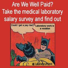 Medical Laboratory Salary Survey