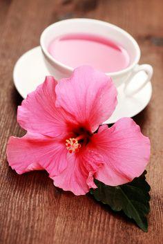 Hibiscus Tea for Lower Blood Pressure : Underground Health Reporter