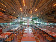 Florida Cookery Dining Room #Interior #Restaurant #MiamiBeach FL