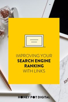 Improving your search engine ranking with links — Honey Pot Digital Marketing Articles, Content Marketing, Hard To Get, Search Engine, Helping People, Improve Yourself, Fill, Engineering, Honey