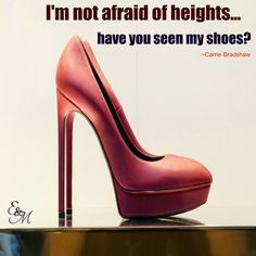 See what Shoes can do for you?