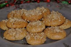 Whip Up Delicious Melomakarona: Honey Cookies with Walnuts: Melomakarona - Honey Cookies with Walnuts