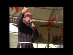Páter Jozo Zovko,svedok prítomnosti Panny Márie. Medžugorie - YouTube Tv, Youtube, Television Set, Youtubers, Youtube Movies, Television