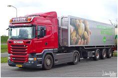 SCANIA: Scania R410 Viersen Avebe #1