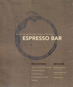 Espresso Bar. #logo inspiration
