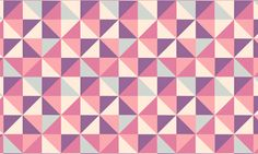 triangle pattern lovin