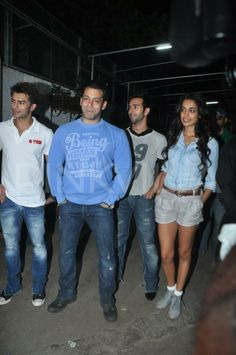 Salman Khan in Being Human Clothing