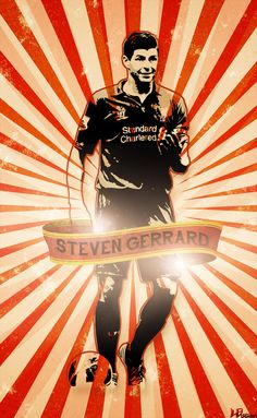 Steven Gerrard #LFC