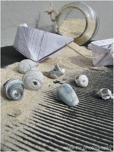Maritime Tisch-Deko