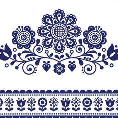 slovenska modrotlac – Vyhľadávanie Google Applique Templates, Decoupage, Swarovski, Tapestry, Ornaments, Folk, Google, Home Decor, Paper