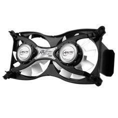 Arctic Turbo Dual Fan Ram Cooler Κωδικός: RC TURBO DUAL-FAN Ταχύτητα ανεμιστήρα: 1500 rpm