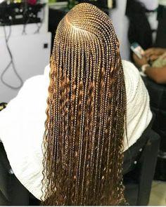 braided hairstyles 2020 braids hairstyles braids hairstyles 2019 black braided hairstyles braided hairstyles 2018 african braids hairstyles pictures braids hairstyles 2018 pictures cornrows braided hairstyles braid hairstyles with weave Box Braids Hairstyles, African Braids Hairstyles Pictures, Frontal Hairstyles, Braided Hairstyles For Black Women, Hairstyles 2018, African Braids Styles, African American Braids, Hairstyles Videos, Blonde Box Braids