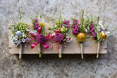 A Guide to Wedding Bouquet Berries Modern Wedding Flowers, Spring Wedding Flowers, Floral Wedding, Wedding Bouquets, Wedding Buttonholes, Rustic Boutonniere, Boutonnieres, Wedding Boutonniere, Green Centerpieces