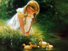 The Duck Pond (35 pieces)