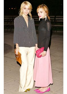 Mary-Kate and Ashley Olsen 2004 i love them