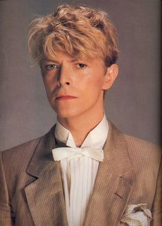 David Bowie, from whom I learnt the value of individuality, curiosity, experimentation and the power of music. Angela Bowie, David Jones, Freddie Mercury, Duncan Jones, Don G, The Thin White Duke, Major Tom, Ziggy Stardust, Harajuku