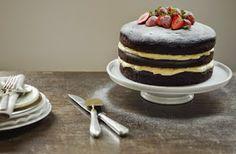 Cozinha da Janita - os sabores da vida!: Naked Cake de Chocolate(Rita Lobo)