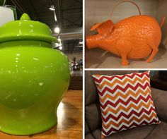When Skies Are Grey...liven Up Your Home With Bright Colors! Visit