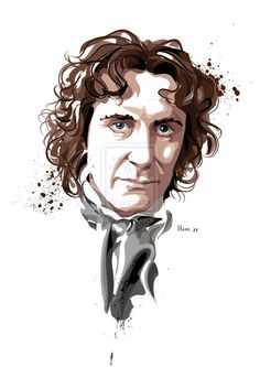 The Eighth Doctor Who by hansbrown-77.deviantart.com on @deviantART