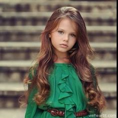 kid hairstyle (Find us on: www.facebook.com/GreatLengthsPoland)