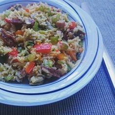 Recept: nieuwe variant Jambalaya rijstschotel