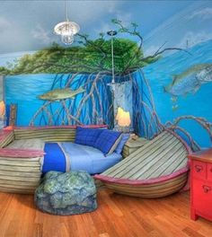 19 Totally Epic Kids Room Ideas. Even As An Adult, I Would Never Leave  Number 7 | Cools And Fools