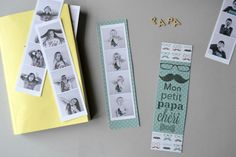 Father's Day – Bookmark page – Best Gifts Gifts For Father, Fathers Day, Diy Marque Page, Diy For Kids, Crafts For Kids, Cadeau Parents, Daddy Day, Easy Paper Crafts, Mother And Father