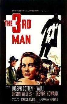 RobertKraskerBest Cinematography, Black and White1951The Third Man