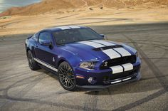 All The Cars That Go 200 MPH 2013-2014 Ford Shelby GT500