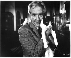 Burgess Meredith thanks to purrlcat for this and many others (to be posted soon)!