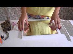 Godllywood DIY -Bandeja de espelho - YouTube