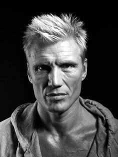 Dolph Lundgren - he's ...