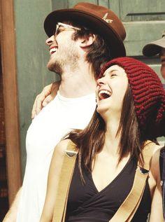 Que tal , esses dois ? , um dos casais mais perfeitos do mundo #socorr, Nina and Ian s2