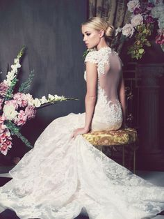 Wedding Dress Idea 01 ( Option A)