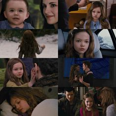 """"""" I can show you more than I can tell you. Twilight Saga Series, Twilight Series, Twilight Movie, Twilight Breaking Dawn, Breaking Dawn Part 2, Twilight Jacob And Renesmee, Mackenzie Foy, Charmed Tv, Wolf Spirit Animal"""